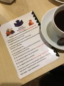 kocia kawiarnia Kociarnia